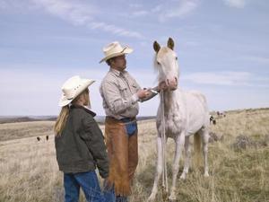 Faits de Cowboy pour enfants
