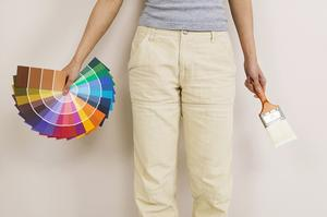 Comment choisir une couleur pour un mur de salon