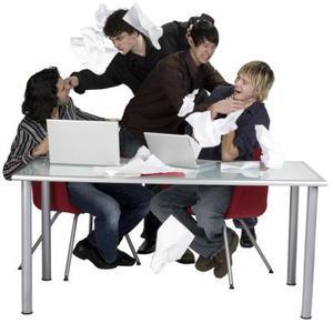 Objectifs de comportement étudiant pour la gestion de la colère