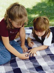 Tropical ongles Designs pour les enfants