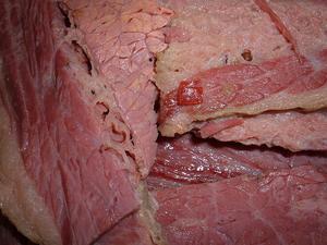 Comment faire maison corned-beef