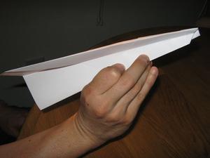 Comment faire des avions en papier qui volent un Long chemin