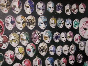 L'histoire du masque Masquerade Ball