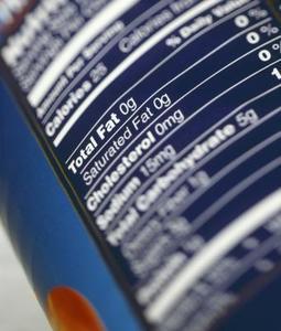 Comment calculer les Calories dans les aliments
