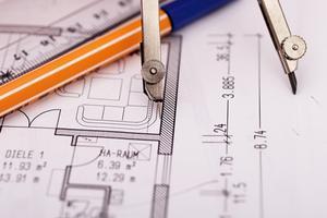 Comment rédiger une cheminée dans un Plan d'étage salon