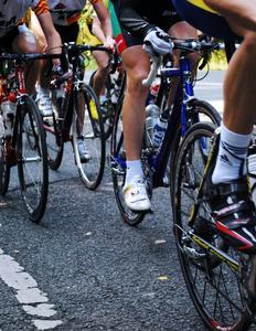 Comment construire des muscles de la jambe avec vélo