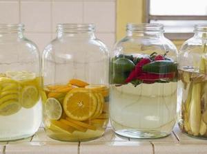 Idées de fruits décoratifs