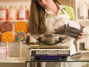 Façons de faire sucette ou Bouquets de bonbons