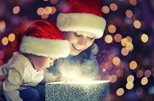 Jeux de société de Noël pour les enfants de moins de 5 ans