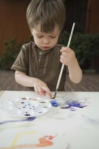 Activités & artisanat pour les enfants de moins de cinq ans