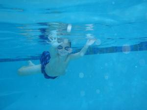Avantages de la natation pour les enfants avec des difficultés d'apprentissage
