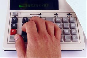 Comment calculer le tri sur une calculatrice financière