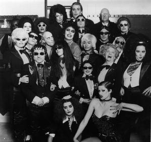 Costumes faits maison « Rocky Horror Show »