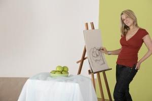 Comment dessiner des fruits