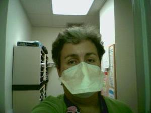 Quoi ressemble un test cutané à la tuberculose positif ?
