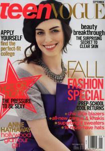 Comment devenir un écrivain de mode Teen Vogue