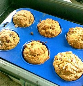 Comment faire cuire les Muffins faibles en glucides