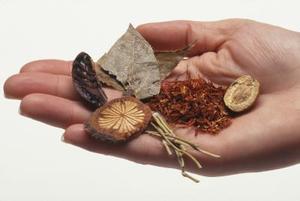 Quelle herbes volonté dissoudre Calcium dans les artères ?