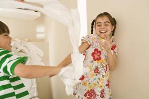 Comment décorer une salle de bains unisexe