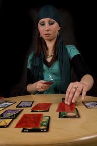 Comment lire les cartes de Tarot en mode gitane