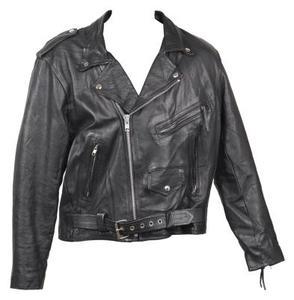 Comment r parer une veste en cuir d lav - Comment nettoyer une veste en cuir ...