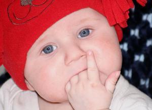 Changement de couleur des yeux chez le nourrisson