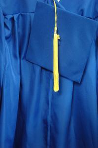 Comment word une annonce de remise des diplômes du Collège avec les honneurs