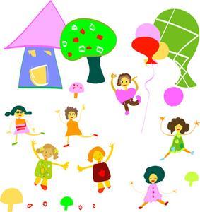 Activités de l'école du dimanche pour la maternelle