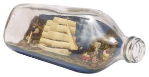 Idées de diorama océan