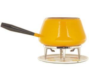 Comment faire fondre le fromage Fondue dans un Pot