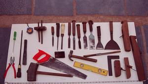 Les outils de menuiserie de base nécessaires