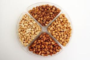Liste des aliments plus élevés en protéines