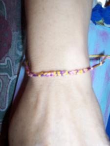 Comment faire des Bracelets d'amitié avec le coton à broder