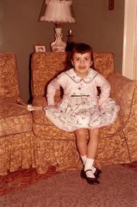 Robes de filles des années 50