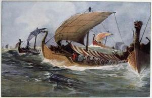 Quels sont les différents Types de navires Vikings utilisés ?