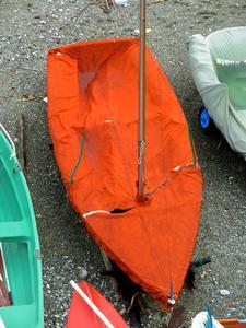 Comment construire une station d'accueil pour tenir un petit bateau qui est en cale sèche