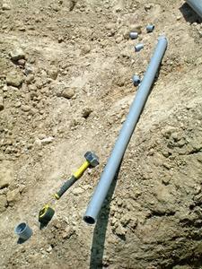 Comment r parer un tuyau en pvc souple cass - Comment enlever un tuyau pvc colle ...
