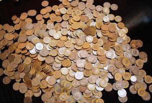 Comment plier un porte-monnaie en cuir de monobloc