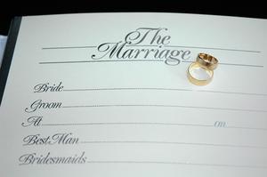 Comment obtenir une copie d'un certificat de mariage, s'ils sont mariés en Jamaïque