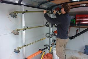 Comment réparer une tondeuse de Trimlite Homelite