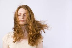 Comment les côtés des cheveux de couche