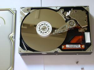Comment nettoyer un plateau de disque disque dur