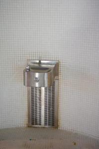 comment repeindre une fontaine d 39 eau. Black Bedroom Furniture Sets. Home Design Ideas