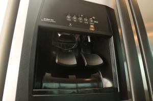 Comment réparer une machine à glaçons, une fuite sur un réfrigérateur LG