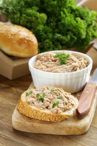 Comment congeler un p t de foie de poulet for Comment congeler du pain