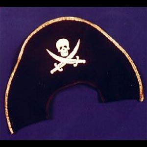 Comment plier un chapeau de pirate de papier