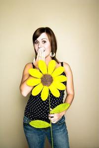 Comment fabriquer un tissu pétales de fleurs