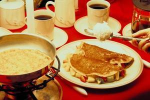 Plan de repas pour la Phase d'Induction de Atkins