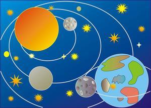 Idées libres pour un projet de science du système solaire
