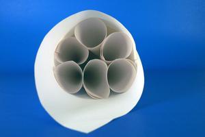 Comment faire une forme de cône de papier